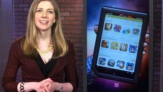 CNET Update - Nook becomes a more tempting tablet