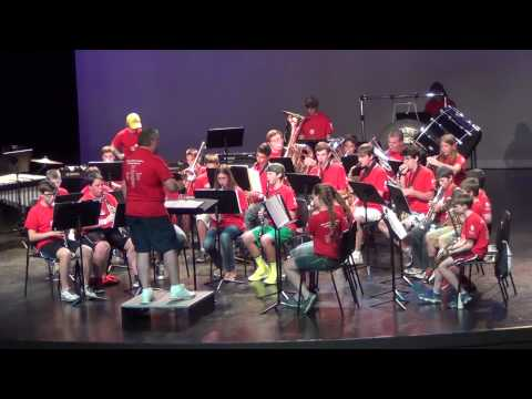 Wake Christian Academy - Symphonic and Concert Bands - May 2014