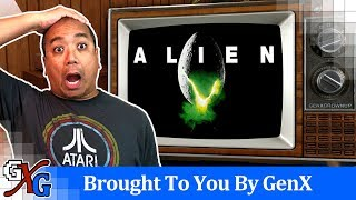 80s Horror Movies - Alien - Brought To You By Generation X | GenXGrownUp