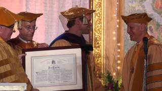 2014 MUM Graduation Jim Carrey Degree Award Highlights