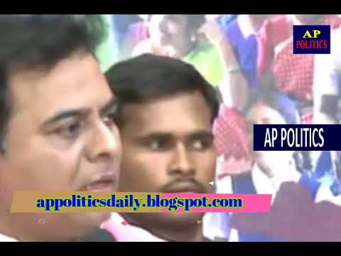 Minister KTR Speech At 4 NH Projects Foundation Stone laying Ceremony AP Politics