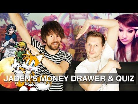 JADEN'S MONEY DRAWER & QUIZ