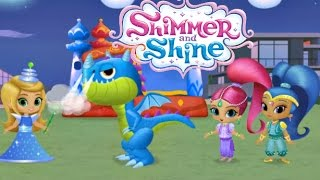 Shimmer and Shine The Tale of the Dragon Princess - Nick Junior Game