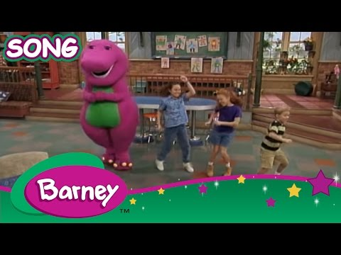 Barney: We Are Little Robots