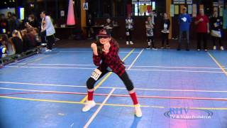 Zoe Greten --- DUTCH OPEN HIP HOP --- JAN 2015