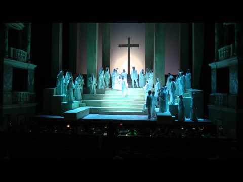 Ensayo Prove Opera Attila parte 9