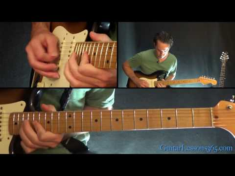 I Wanna Rock Guitar Lesson - Twisted Sister