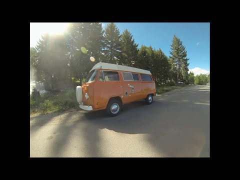 Forgotten Volkswagen Camper Van LIVES AGAIN !!!!!!! VW Bus