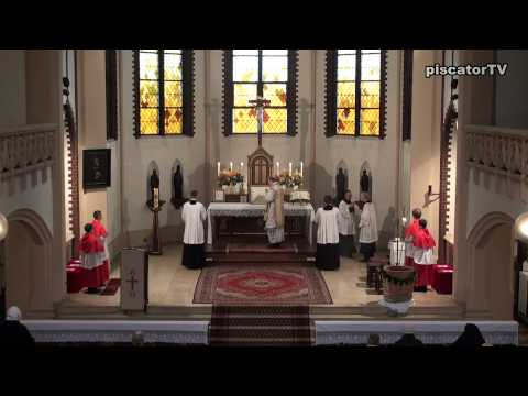 Dominica post Ascensionem 03 - Kyrie - Traditional Latin Mass