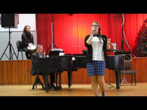 I Saw Mommy Kissing Santa Clause - Amy Winehouse cover