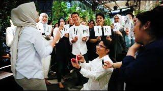 Download Lagu BEST WEDDING PROPOSAL EVER at XXI CIPUTRA WORLD !!! Alifta Malik | INDONESIA Gratis STAFABAND