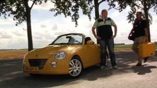 Daihatsu Copen roadtest