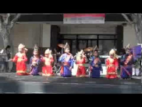 Tari Badindin [tarian Tradisional Sumatera Barat] video
