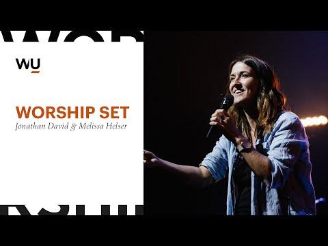 Jonathan David And Melissa Helser - WorshipU On Campus Worship Set | WorshipU.com