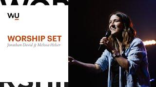 WorshipU // Jonathan and Melissa Helser Worship Set