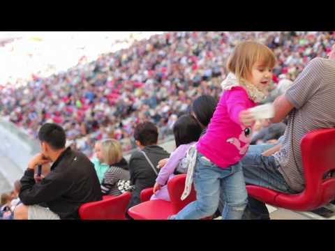 Stadion Narodowy W Warszawie - Wielki Dzień Otwarty