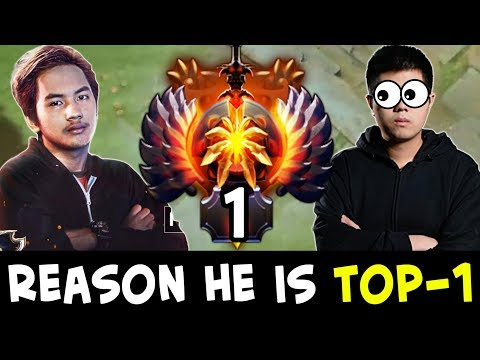 InYourDream shows EternalEnvy why he is TOP-1 RANK