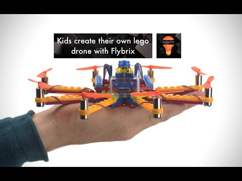 Flybrix - The Worlds First Lego Drone