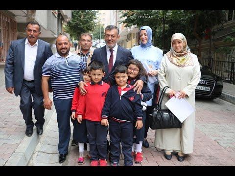 Harun Karaca, Bahçelievler ve Bakırköy ziyaretlerimiz. 6 Ekim 2015  Salı