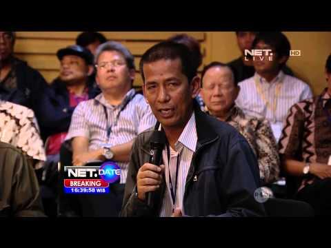 Konferensi Pers KPK Terkait Penangkapan Bambang Widjojanto Breaking News NET