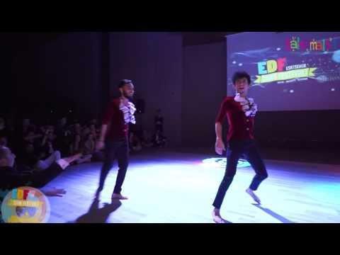 Mehmet Daldal & Omer Oguz Keskin Dance Performance - EDF 2016
