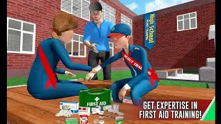 Virtual High School Girl Scout Virtual Life Training Games Android Gameplay HD