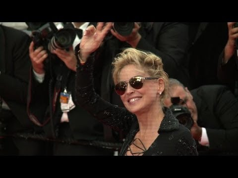 Cannes Red Carpet: Sharon Stone, Wim Wenders
