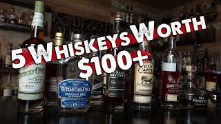 Expensive Whiskey ACTUALLY WORTH Buying!