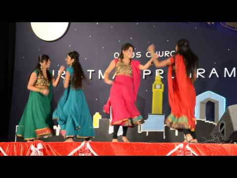 Tamil Christmas Dance 2o13 video