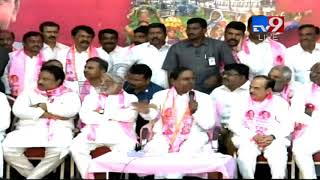 Cabinet formation is a routine process - KCR || 2018 Telangana Elections