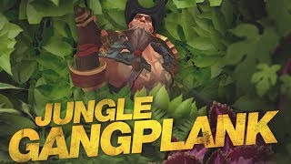 Tobias Fate - GANGPLANK JUNGLE!