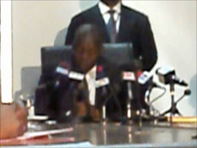 Bank of Ghana MPC Press Conference