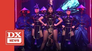 Nicki Minaj Accused Of Cultural Appropriation After Snl Performance Of 34 Chun Li 34