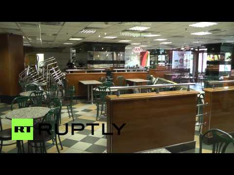 Russia: Two McDonald's shut down as watchdog ramps up crackdown