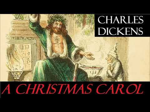A Christmas Carol - FULL AudioBook - by Charles Dickens - BEST VERSION