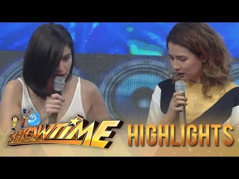 It's Showtime Copy-Cut: Anne gets nervous over her ring