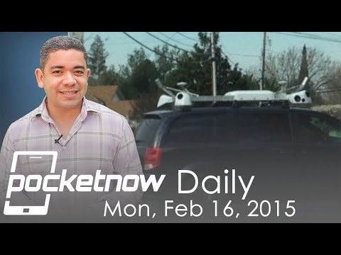 Apple Car project, Asus Watch, LG Watch Urbane & more - Pocketnow Daily