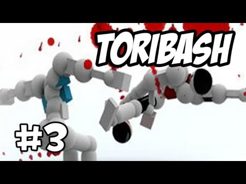 Toribash w/ Ze & Chilled - Episode 3: RIP Wiink