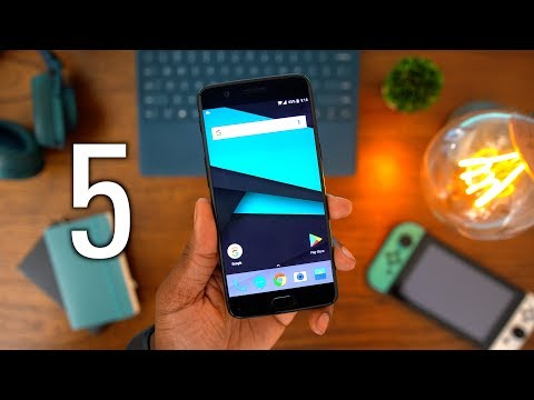 OnePlus 5 - REAL Day in the Life!