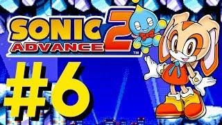 Sonic Advance 2 - Music Plant & Ice Paradise (Cream)