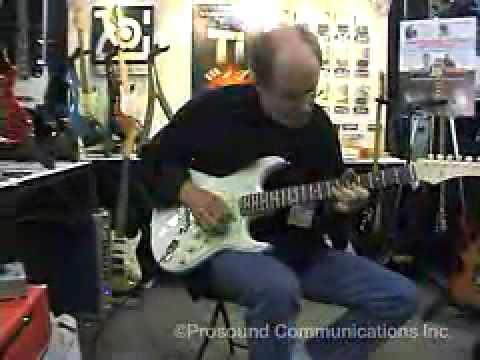 Dean Parks Demo Play at NAMM04