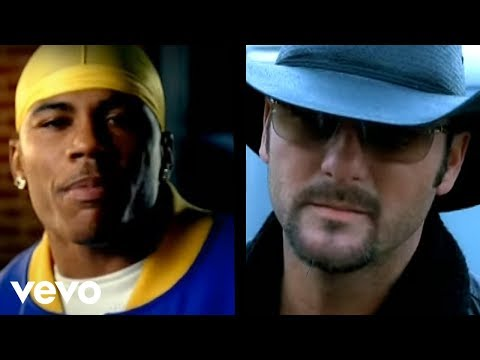 Nelly - Over And Over ft. Tim McGraw Music Videos