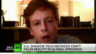 US to build shadow web