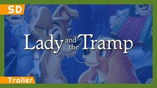 Lady and the Tramp (1955) Trailer