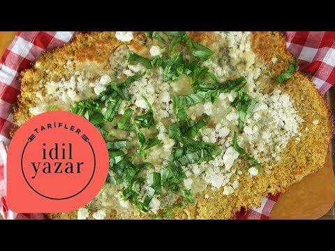 Kinoa Pizza Nasıl Yapılır ? - İdil Tatari - Yemek Tarifleri
