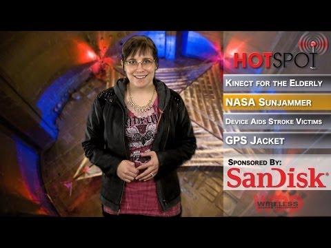 HotSpot Episode 42: NASA's Sunjamming Solar Sail