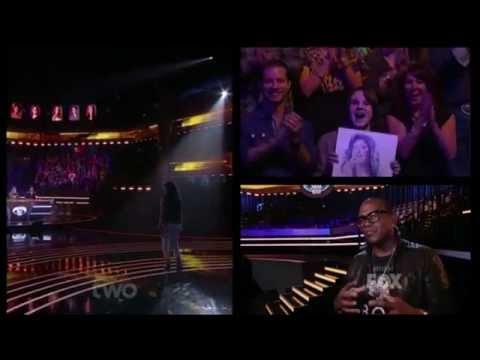 Jena Irene 07 - American Idol S13E14 The Scientist