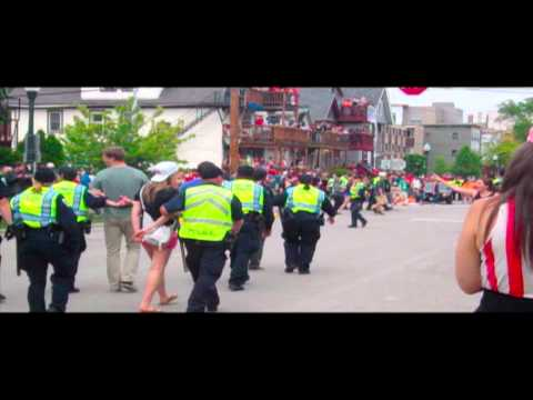 "A video of all the arrests I filmed on the Mifflin St. block party in Madison, Wisconsin on ""Cinco de Mifflin 2012."" Signs were out to warn that arrests woul..."
