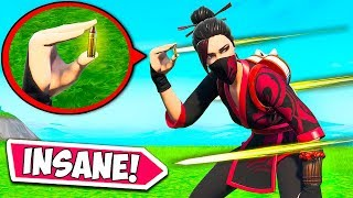 *LUCKIEST* PLAYER STOPS A SNIPER BULLET!! – Fortnite Funny Fails and WTF Moments! #701