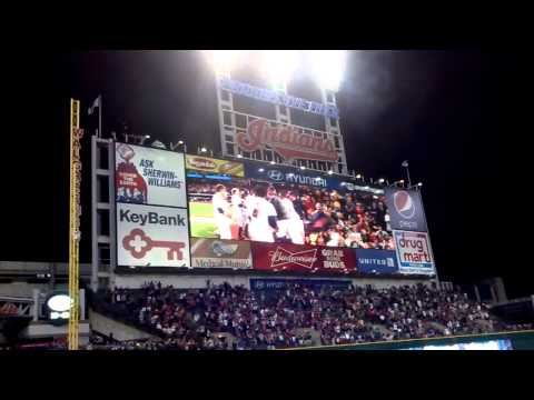Jason Kipnis GW Home Run 5/17/2013